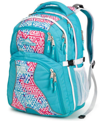 High Sierra Backpack Bangalore