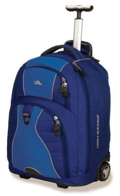 High Sierra Laptop Backpack Trolley Bangalore
