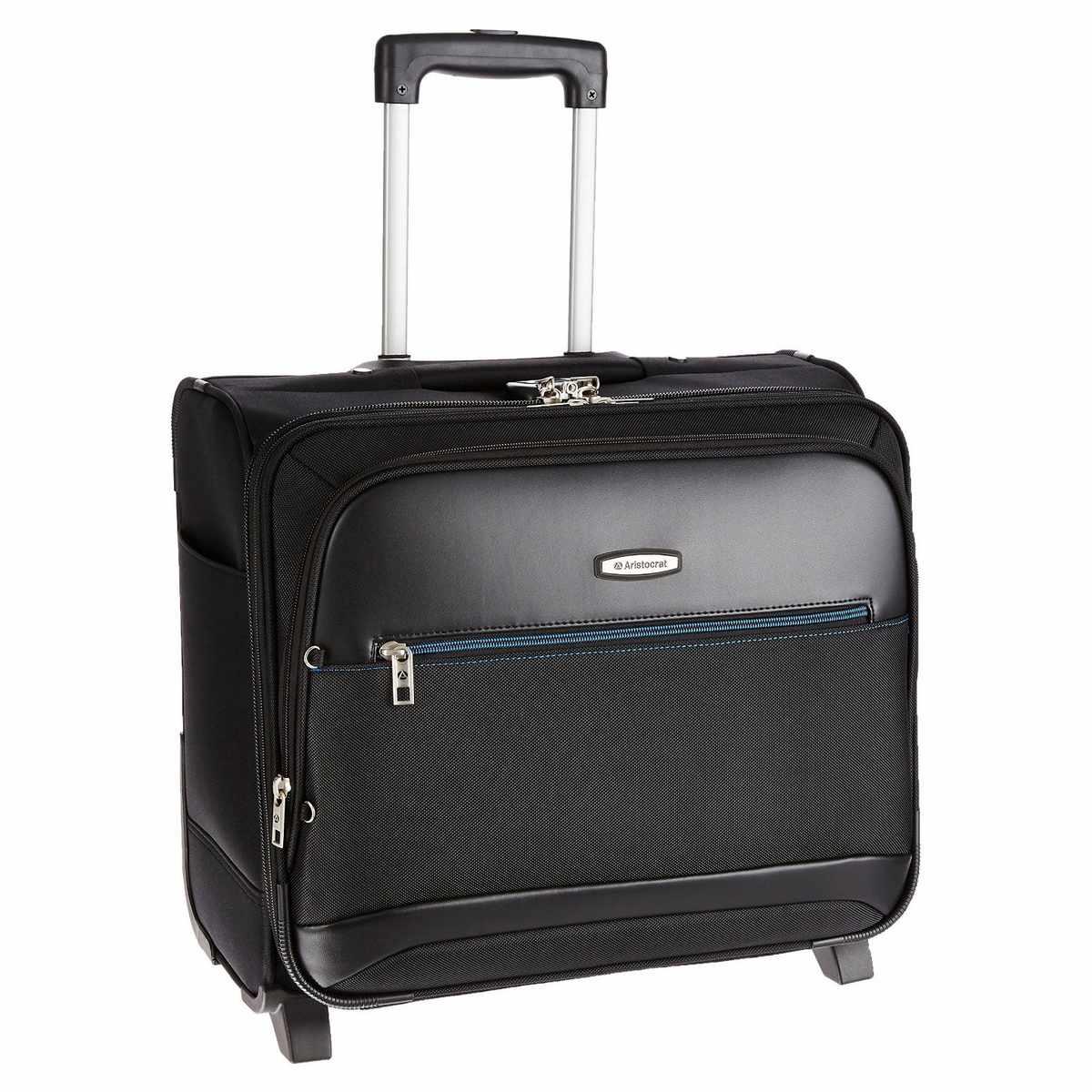 Aristocrat Concorde Laptop Trolley Satchel Bag - Sunrise Trading Co ... 45ee4e9940b53
