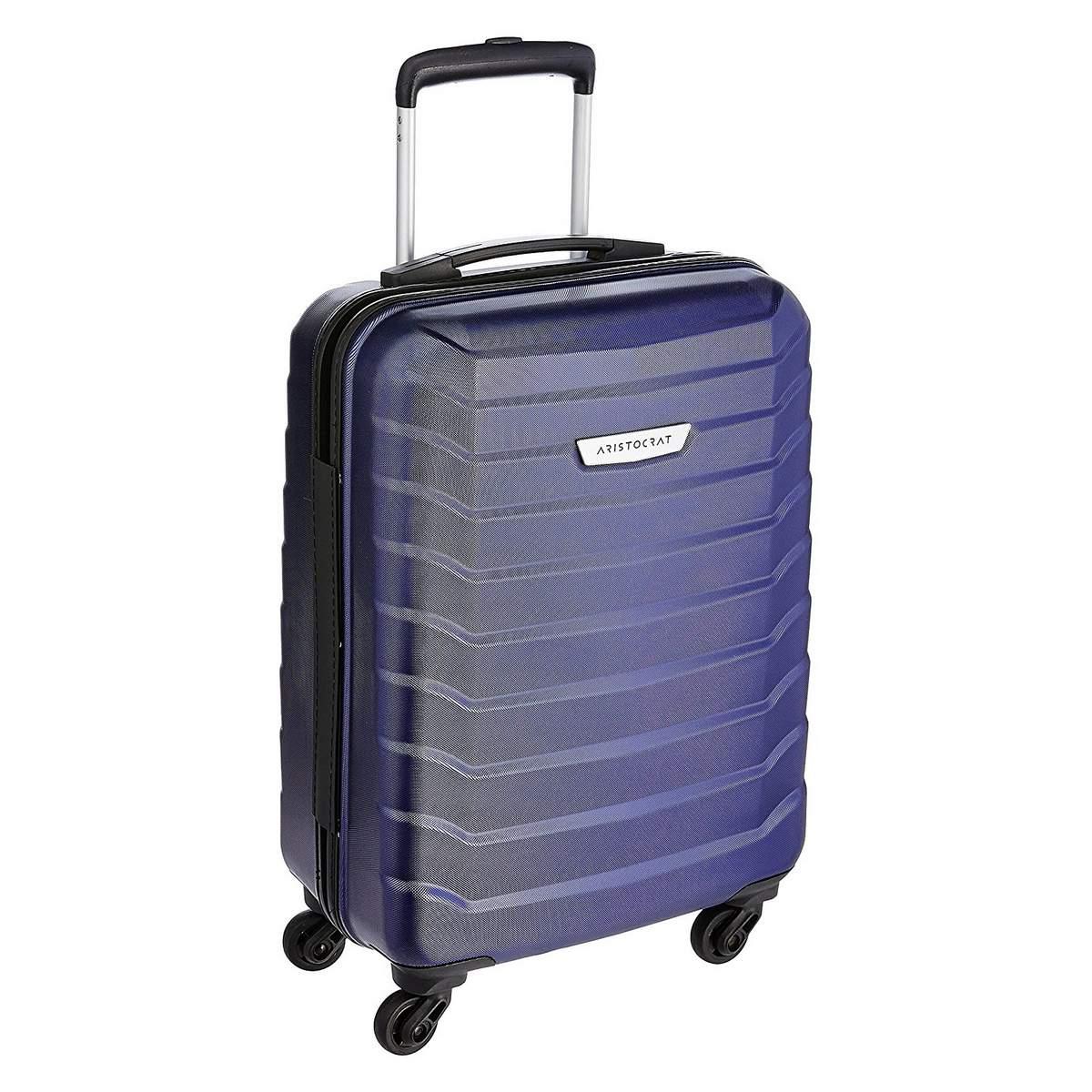 aristocrat juke 75cm hard luggage bag
