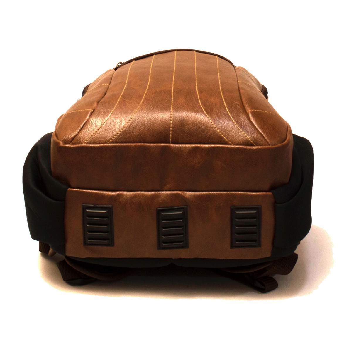 Brogues Athlone Tan Leather Laptop Backpack Bag - Sunrise Trading Co ... 4bcd746cadd6c