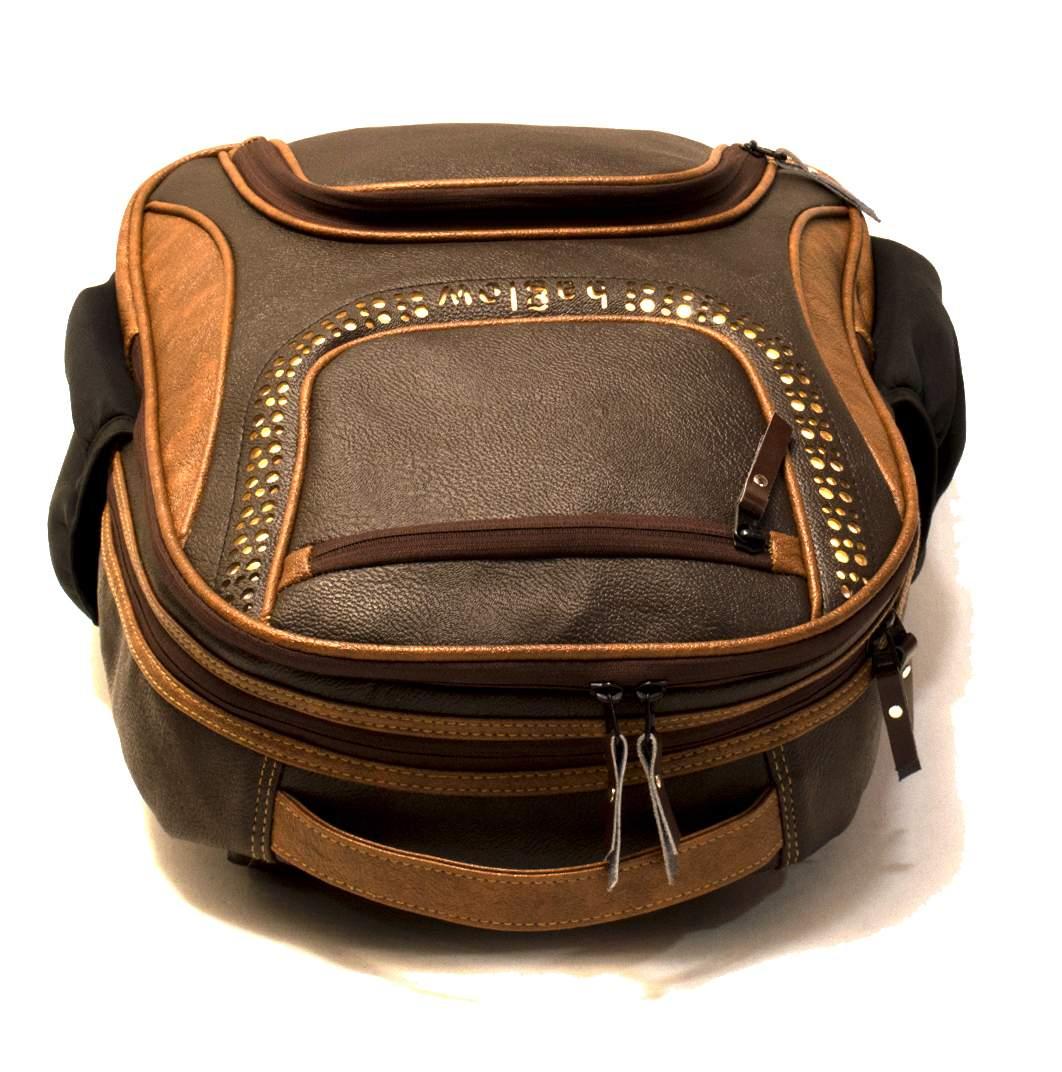 Brogues Melrose Leather Laptop Backpack Bag - Sunrise Trading Co ... 30f0d895317c0