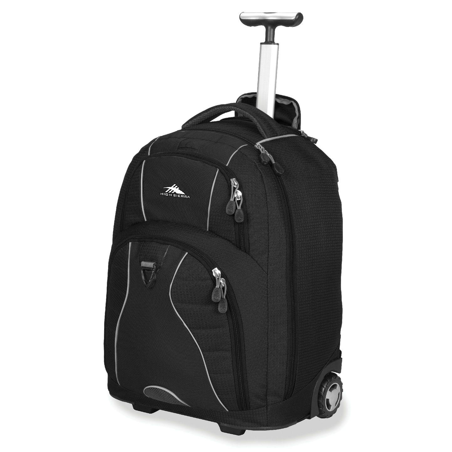 4 Wheel Laptop Backpack