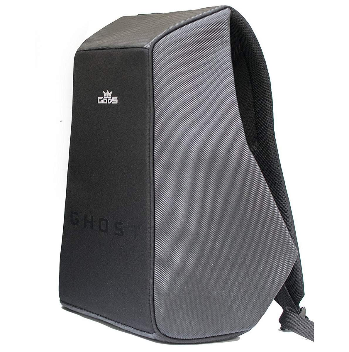 Road Gods The Ghost Minimalist Anti Theft Laptop Backpack