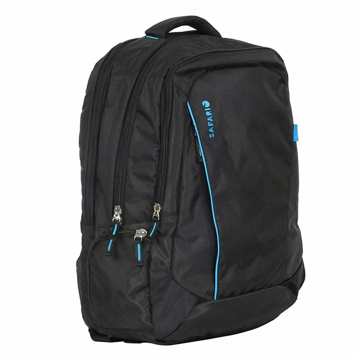 Safari Nirvana Laptop Backpack Bag Sunrise Trading Co