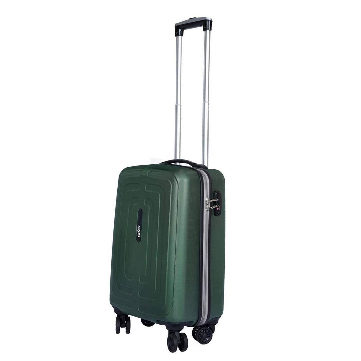 Safari Amaze 4w 55 Cm Cabin Size Hard Luggage Bag