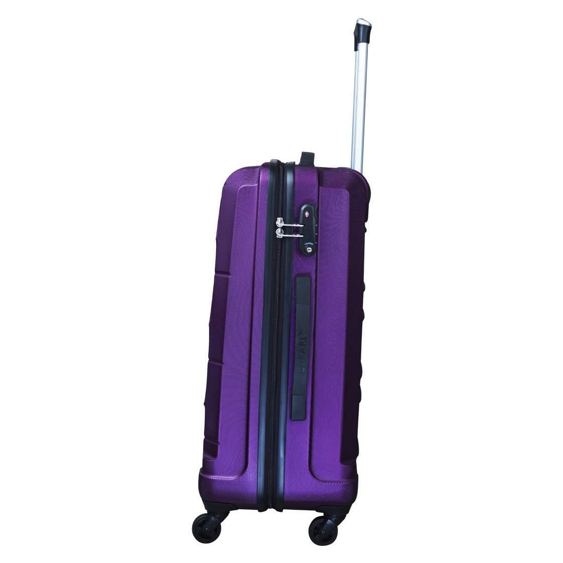 197dfe552ed Safari DNA 55 cm Cabin Size Hard Luggage Bag