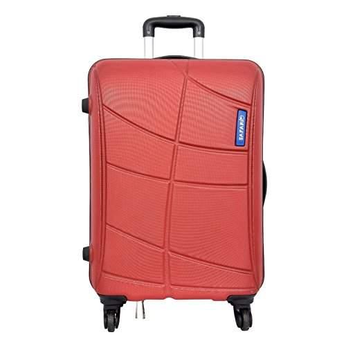 safari vivid plus 65 cm hard luggage bag