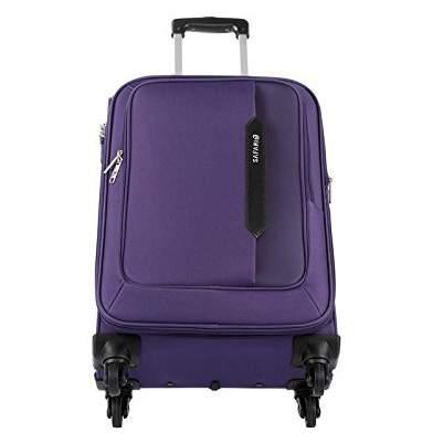 Safari Javelin 4 Wheel 65 Cm Check In Luggage Bag Sunrise