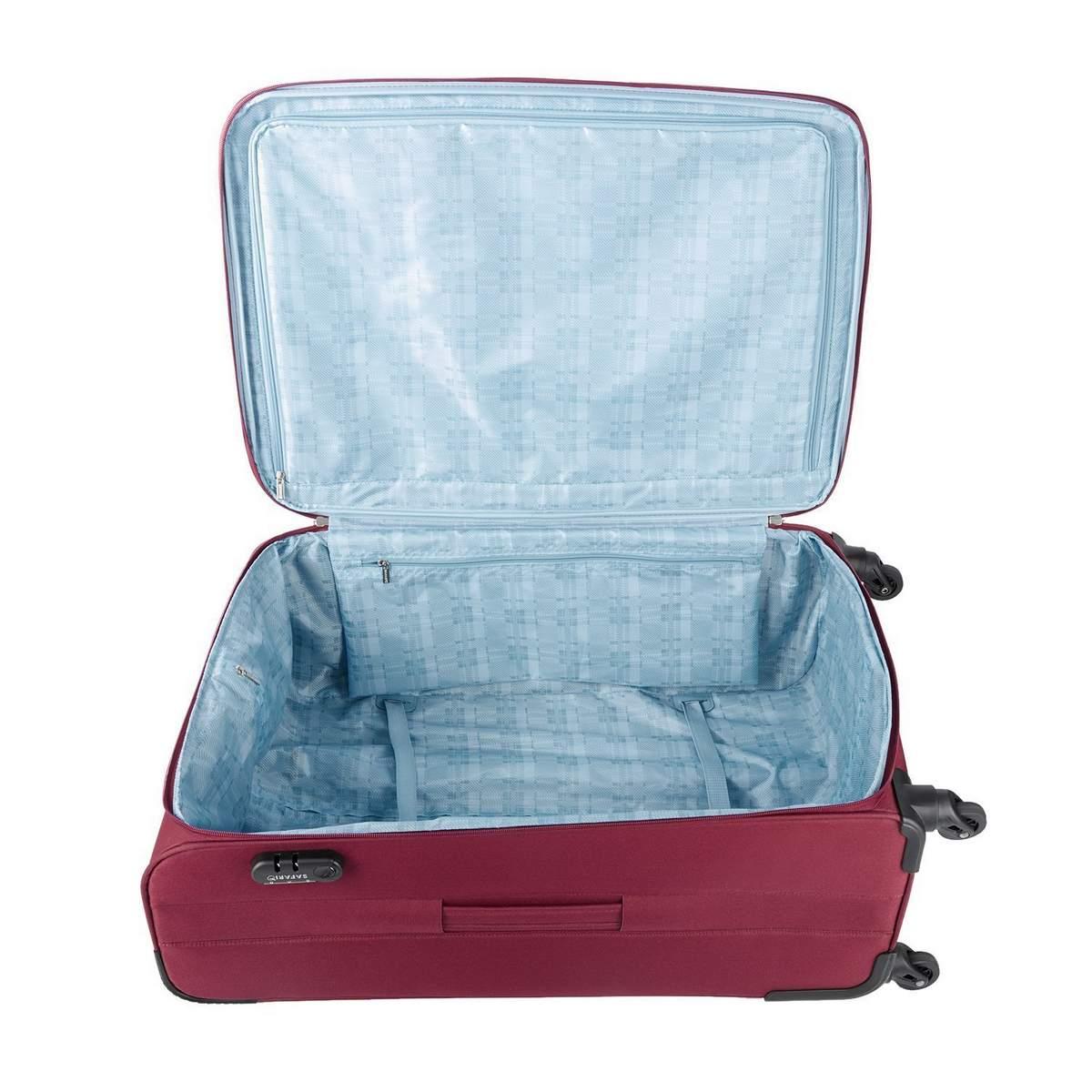 Safari Javelin 4 Wheel 75 Cm Check In Luggage Bag Sunrise