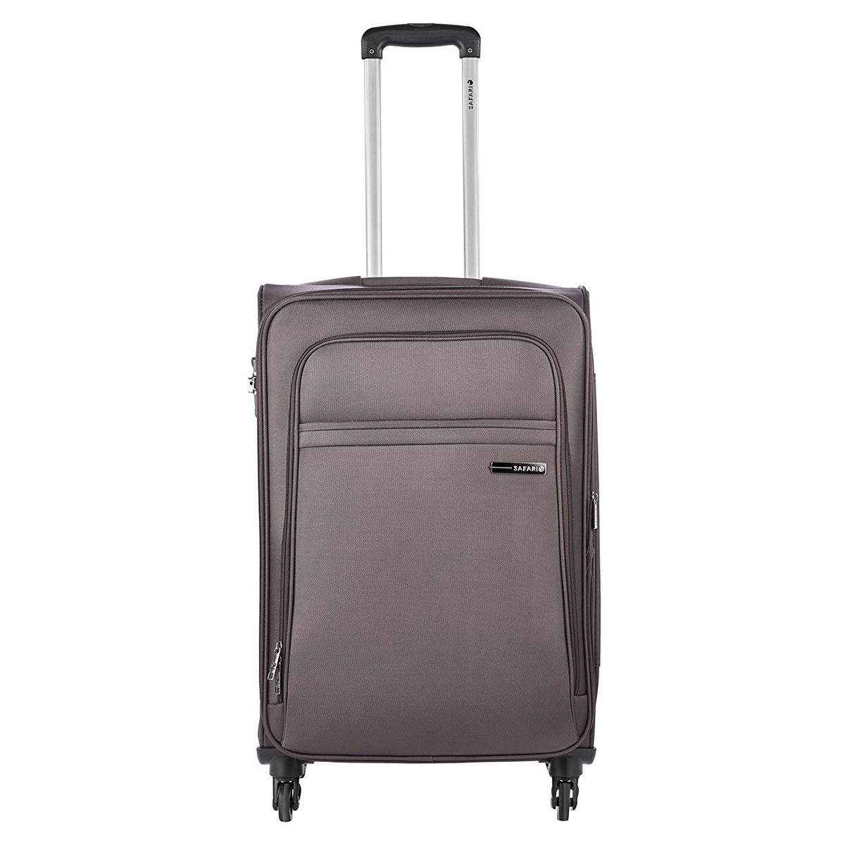 safari nifty 4w spinner 75 cm check in luggage bag