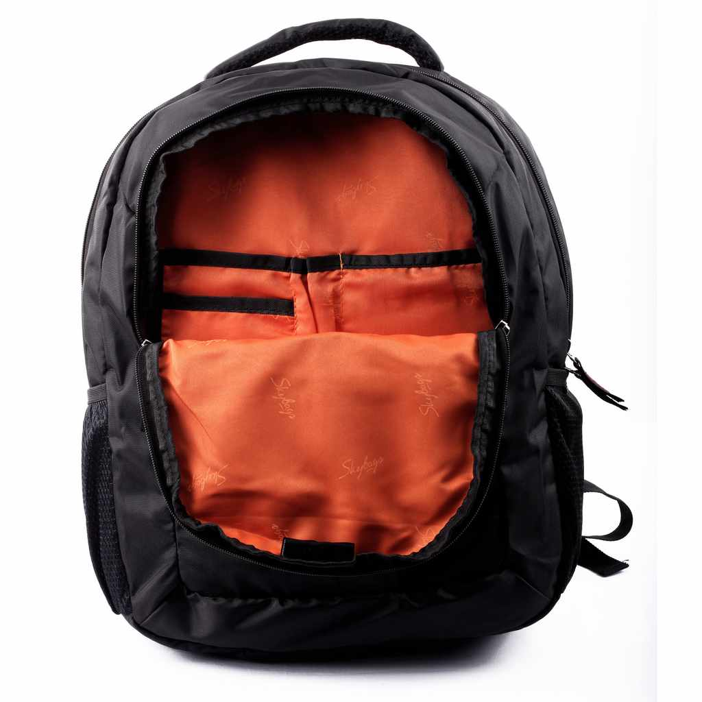 18aa3c3f8f Skybags Red And Black Backpack- Fenix Toulouse Handball