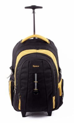 Space Laptop Backpack Roller Trolley Bag in Bengaluru