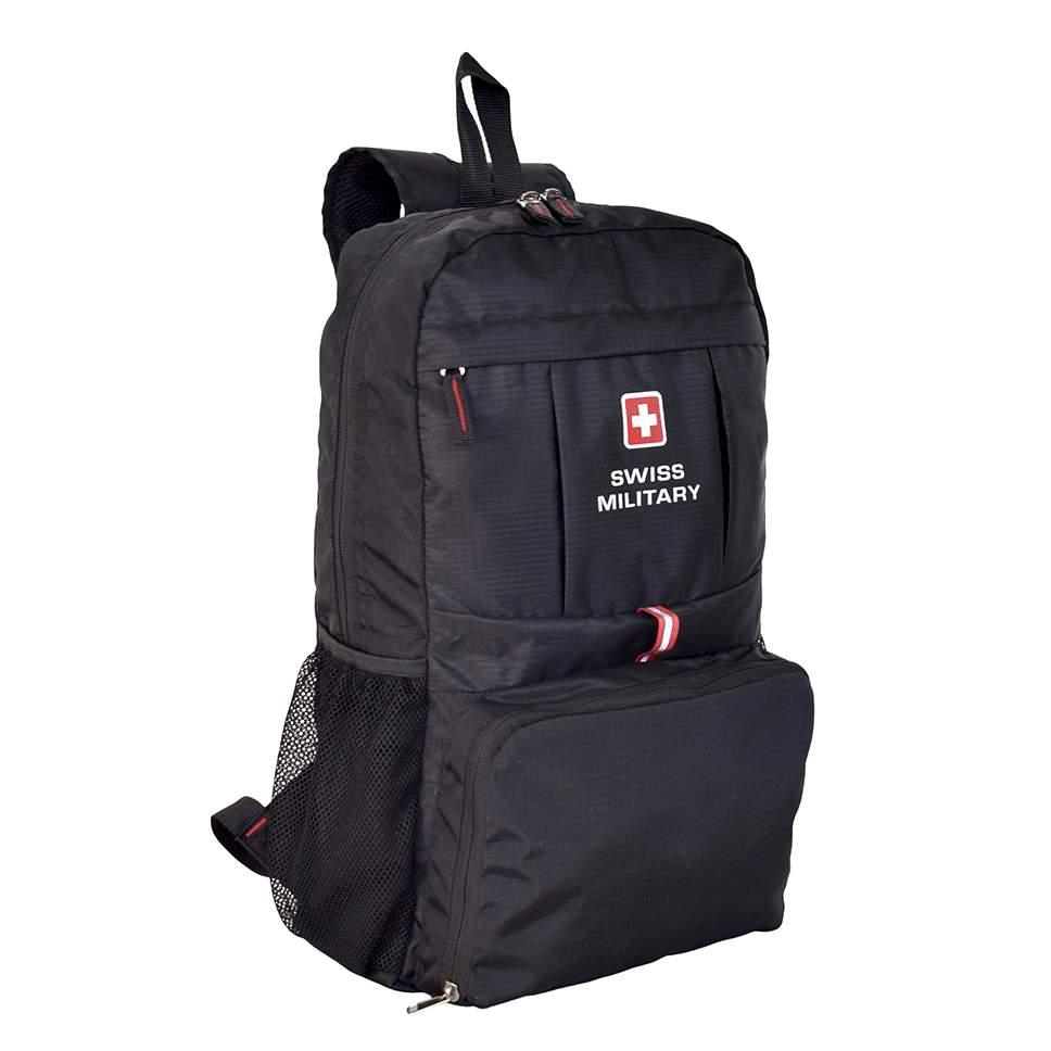Swiss Military BP6 Premium Foldable Backpack Bag-Sunrise