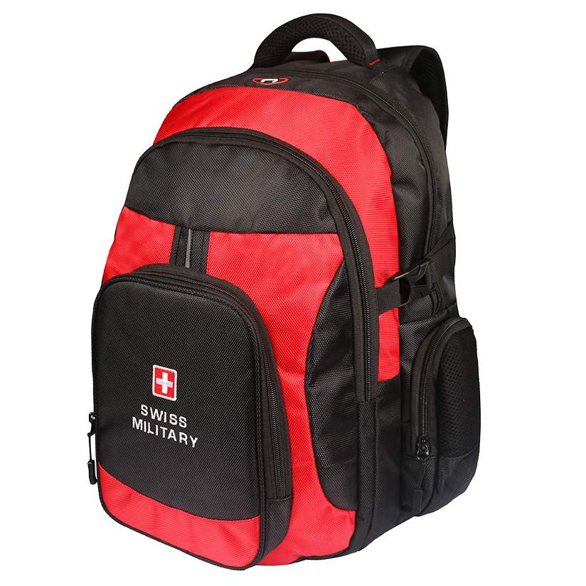 Swiss Military Lbp25 Laptop Backpack Sunrise Trading Co