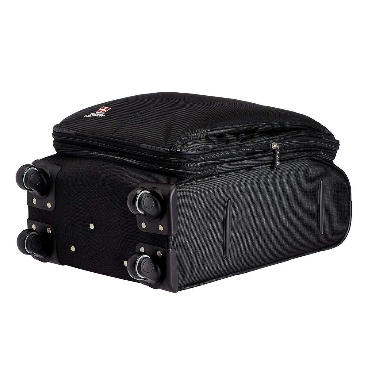 1e59f08bb0be Swiss Military TL5 20 inch Softsided Travel Luggage Bag-Sunrise ...