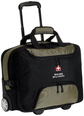 Swiss Military Laptop Trolley Bag in Bangalore