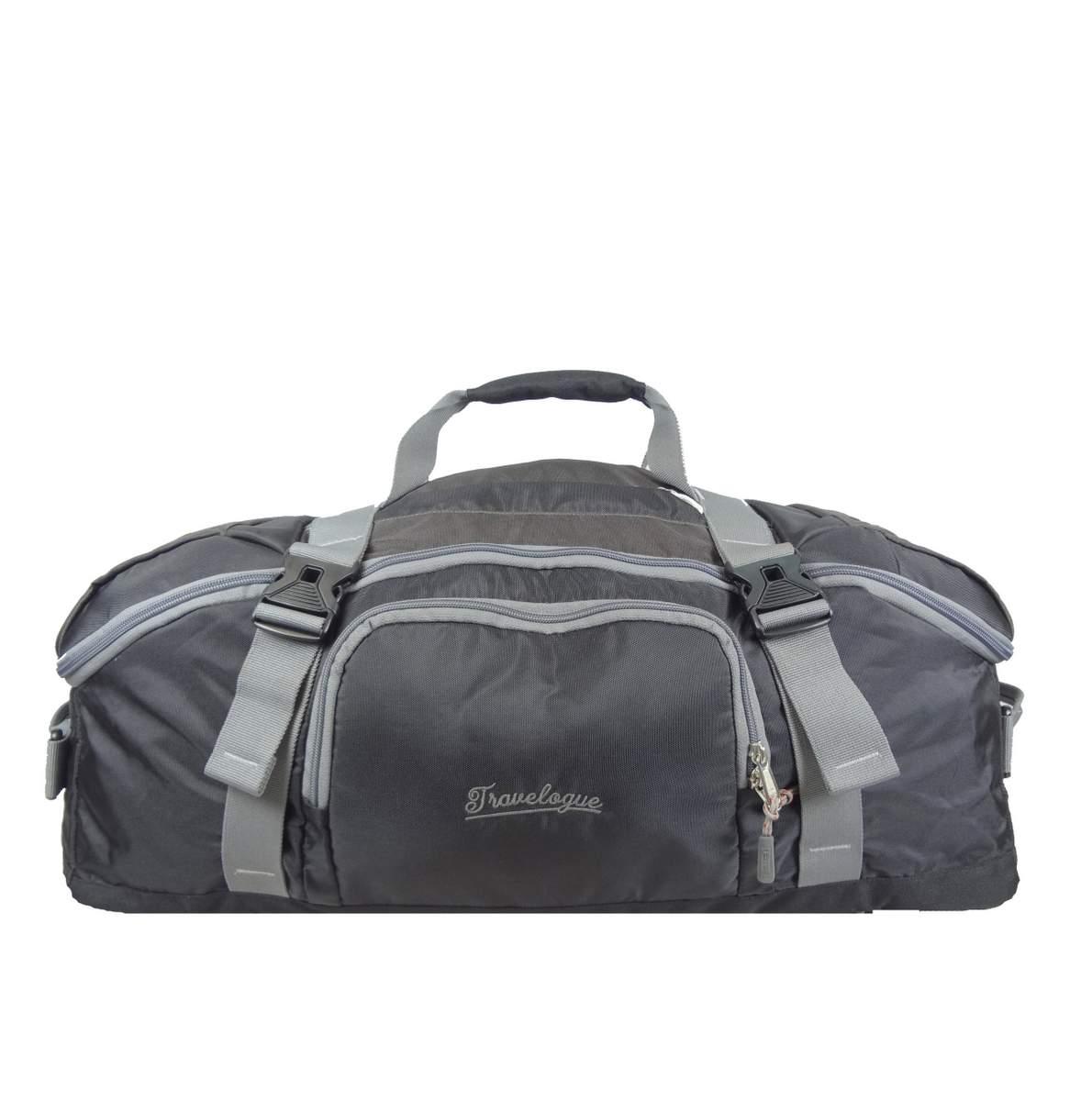 c3b24853e6d0a TLC Travelogue 3 in 1 Duffle Bag cum Backpack cum Rucksack with ...