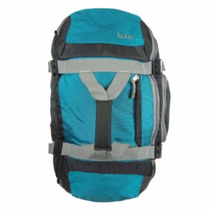 TLC Travelogue 3 in 1 Duffle Bag cum Backpack cum Rucksack with Sling  Handle - Sunrise Trading Co (Bangalore) 81e8e3b30df