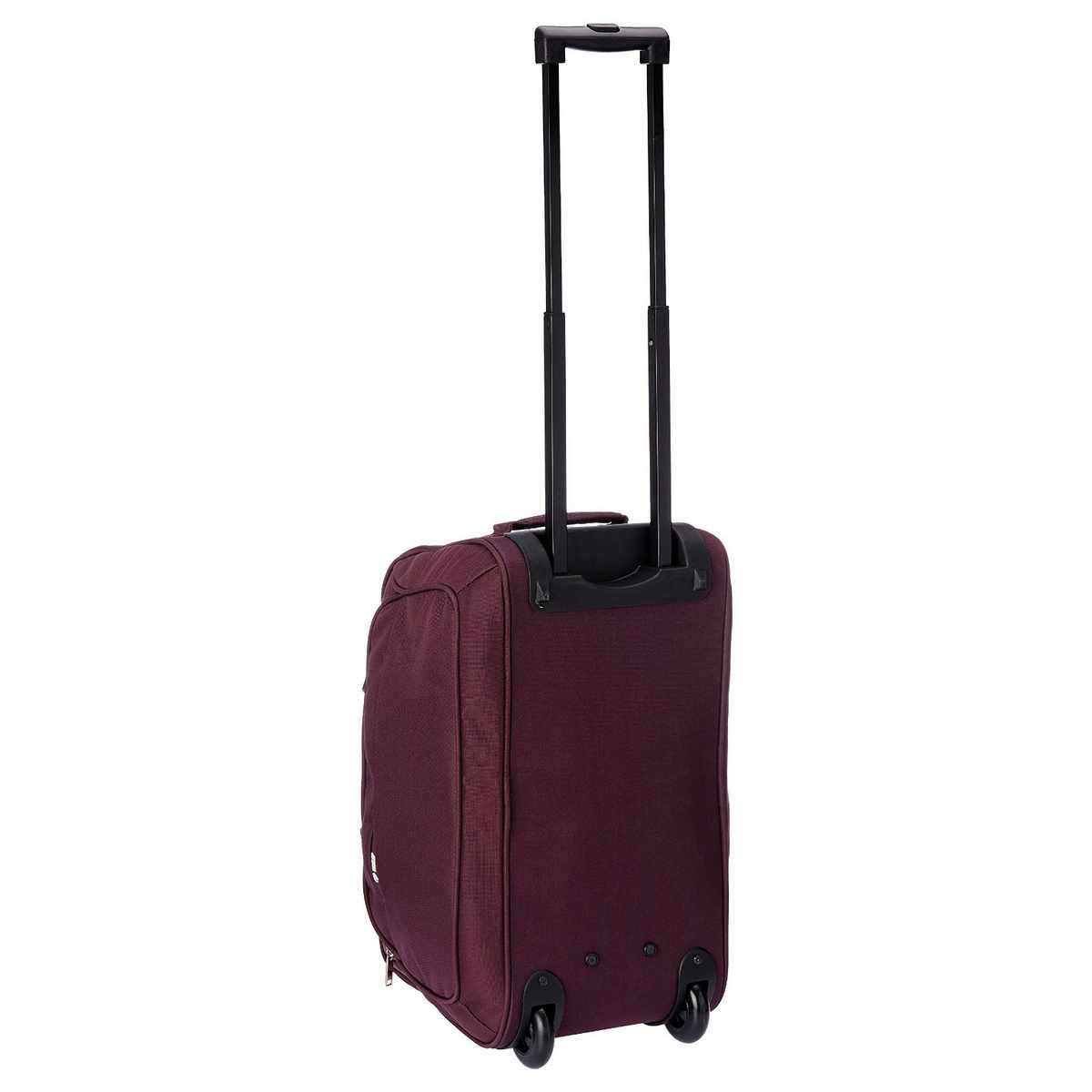 Vip Troy Dft 52cm Cabin Duffle Trolley Bag Sunrise Trading Co
