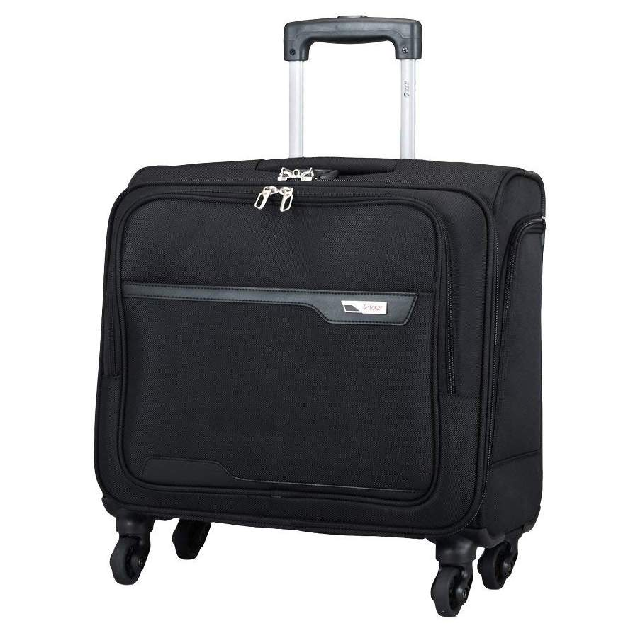 Vip Terminal Overnighter Laptop Trolley Roller Case Sunrise