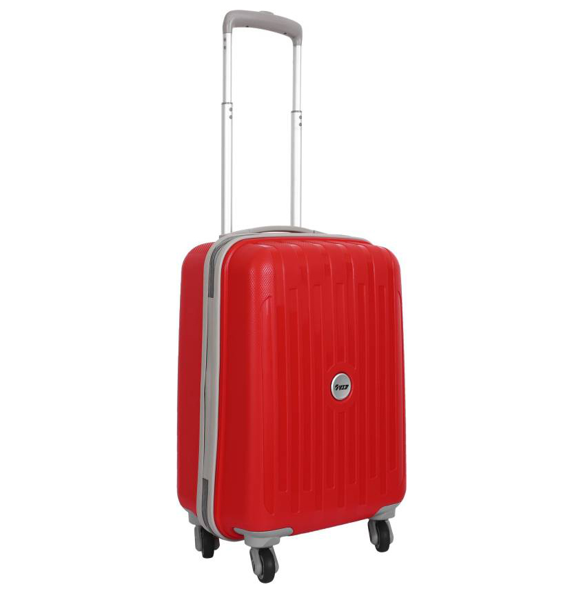 vip neolite strolly 55cm hard sided luggage bag sunrise